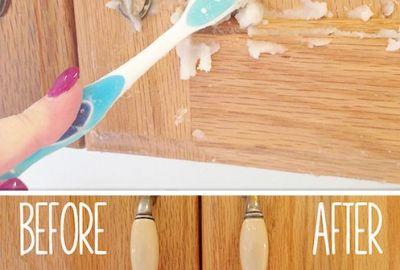 Mách bạn 3 mẹo cực đơn giản tẩy rửa dầu mỡ bám vào vật dụng nhà bếp