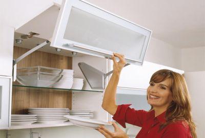 Tủ đồ thông minh cho bếp chật - Phần 1