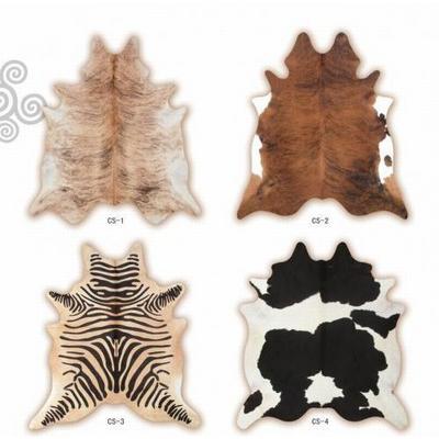 cow skin series