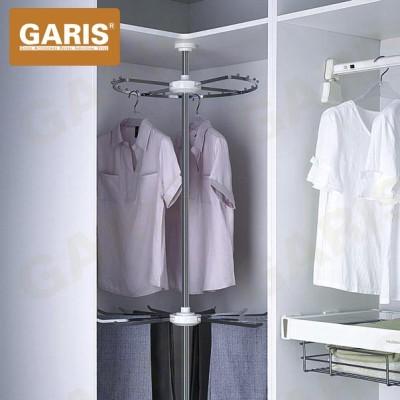 Giá xoay đa năng để quần áo (3 tầng)