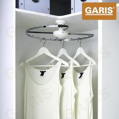 Giá xoay treo quần áo